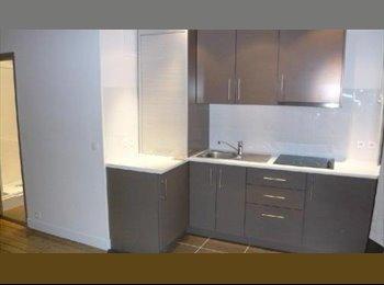 Appartager FR -  Très bon standing, studio meublé de 20,20 m² - Capucins - Victoire - St Michel - Ste Croix, Bordeaux - 550 € /Mois