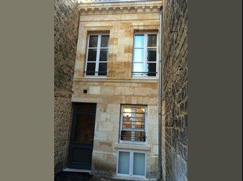 Appartager FR - maison rénovée à neuf hyper centre Bordeaux - St Bruno - St Victor - Meriadeck, Bordeaux - 490 € /Mois