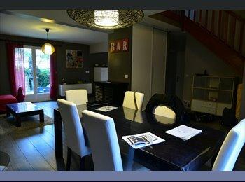 Appartager FR - Maison a la chabossiere - Couëron, Nantes - 400 € /Mois