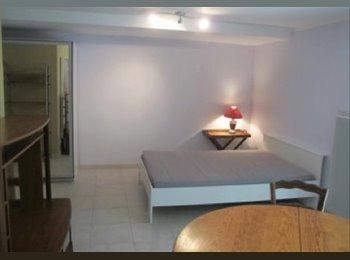 Appartager FR - Chambre meublée en rdj d'une grande maison au calme - Mosson, Montpellier - 450 € /Mois