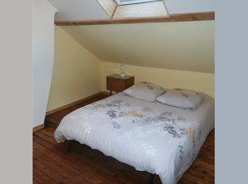 Appartager FR - chambre en colocation dans grande maison - Le Havre, Le Havre - 300 € /Mois