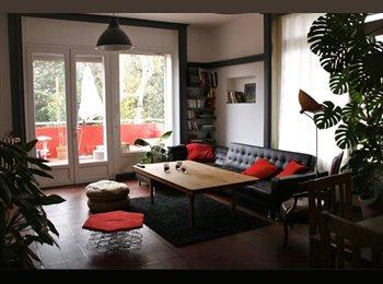 Appartager FR - Chambre de 30m2 dans appart avec terasse et jardin - Montpellier-centre, Montpellier - 600 € /Mois