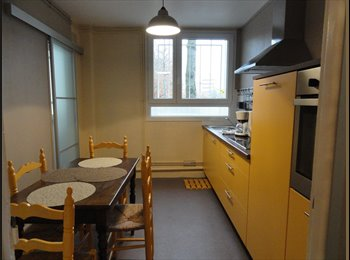 Appartager FR - Appartement rénové type 3 Rennes (Villejean) - Villejean - Beauregard, Rennes - 300 € /Mois