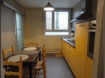 Appartement rénové type 3 Rennes (Villejean)
