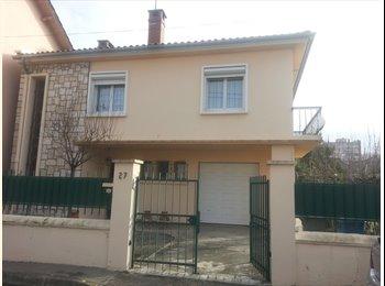 Maison Meublée T4 + Véranda avec Jardin et Garage –...