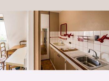 Appartager FR - Studio de 20m² Paris 16 - 16ème Arrondissement, Paris - Ile De France - 500 € /Mois