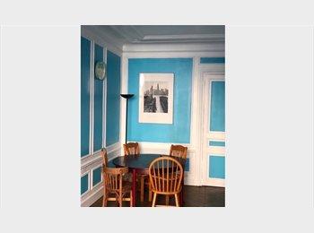 Appartager FR - Superbe colocation porte de la vilette - Aubervilliers, Paris - Ile De France - 595 € /Mois