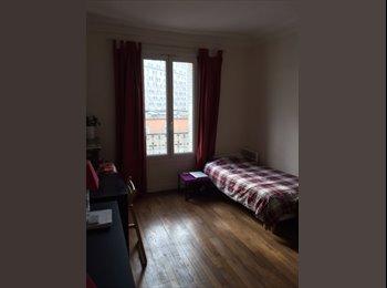 Appartager FR - colocation porte clocht 17e - 17ème Arrondissement, Paris - Ile De France - 500 € /Mois
