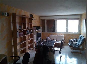 Chambre meublée à louer au sein d'une colocation