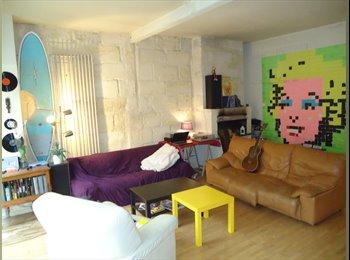Appartager FR - Colocation André Meunier - Ste Croix ! - Capucins - Victoire - St Michel - Ste Croix, Bordeaux - 440 € /Mois