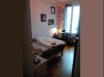 Appartager FR - Cherche colocataire femme - Paris 15 ème - 15ème Arrondissement, Paris - Ile De France - 480 € /Mois