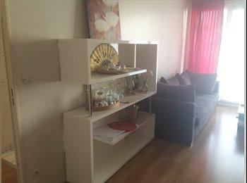 Colocation appartement 2 chambres meublé TCC