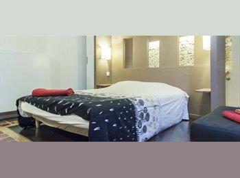 Appartager FR - Fantastique 1 Chambre Couple bienvenus Duplex - 9ème Arrondissement, Lyon - 1150 € /Mois