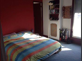 Appartager FR - chambre dans un super appart!!! - 19ème Arrondissement, Paris - Ile De France - 800 € /Mois