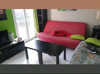 Appartager FR - Recherche collocataire marseille 9ième - 9ème Arrondissement, Marseille - 350 € /Mois