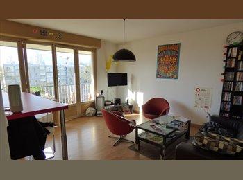 Appartager FR - Colloc Villejean - Villejean - Beauregard, Rennes - 310 € /Mois