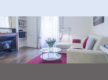 Appartager FR - Moderne et luxueux Studio à louer à Lyon - 2ème Arrondissement, Lyon - 1280 € /Mois
