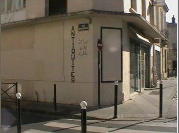 Appartager FR - particulier loue ch en coloc centre de bordeaux - St Seurin Fondaudège, Bordeaux - 450 € /Mois