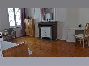 Appartager FR - Grande chambre dans maison ancienne  - Lille-Centre, Lille - 430 € /Mois