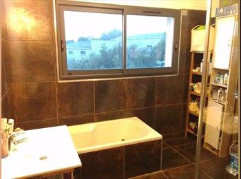 Appartager FR - Colocation dans maison spacieuse avec une super ambiance - Le Crès, Montpellier - 320 € /Mois