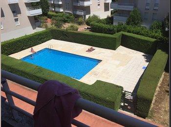 Appartager FR - Recherche coloc sympathique - Saint Cyprien, Toulouse - 375 € /Mois