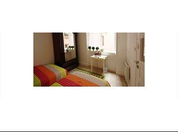 Appartager FR - Appartement 1 Chambre de charme à louer proche de Presquile - 1er Arrondissement, Lyon - 1290 € /Mois