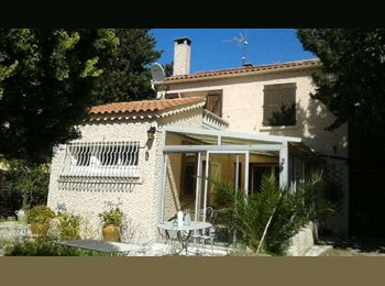 Appartager FR - Colocation maison sur Hyères - Hyères, Hyères - 400 € /Mois