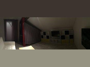 Chambre indépendante et meublée dans appartement