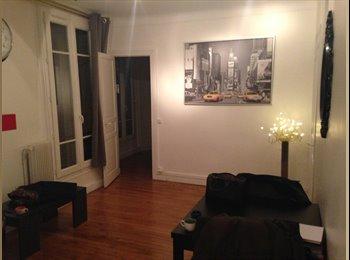 Appartager FR - Chambre à louer - Boulogne-Billancourt, Paris - Ile De France - 500 € /Mois