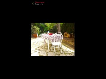 Appartager FR - Appart meublé Rez de Jardin très lumineux - Ouest Littoral, Nice - 600 € /Mois