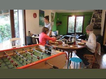 Appartager FR - Location 1 chambre dans maison coloc étudiante Peri Brosselette - Saint-Martin-d'Hères, Grenoble - 300 € /Mois