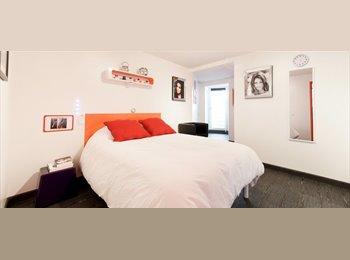 Appartager FR - Chambres avec salle de bains privée à louer dans le luxe Residence Hall - 3ème Arrondissement, Lyon - 990 € /Mois