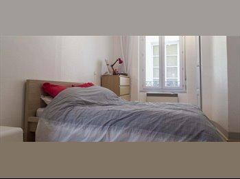 Appartager FR - Appartement 1 chambre lumineuse à louer à Brotteaux - 6ème Arrondissement, Lyon - 770 € /Mois