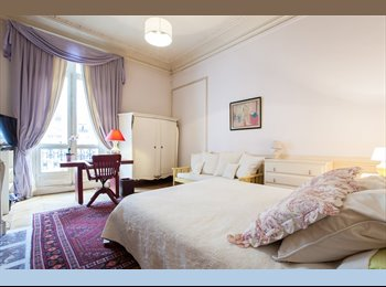 LARGE BEDROOM IN A BEAUTIFULL SHARE,