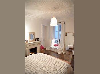 Appartager FR - Colocation au coeur de Montmartre / Rue des martyrs - 18ème Arrondissement, Paris - Ile De France - 840 € /Mois