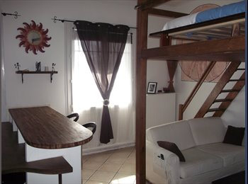 Appartager FR - Nice Promenade des Anglais Studio 40m2 - Ouest Littoral, Nice - 690 € /Mois