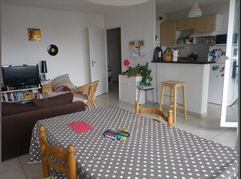Appartager FR - à la recherche de The colocataire - La Bastide, Bordeaux - 403 € /Mois