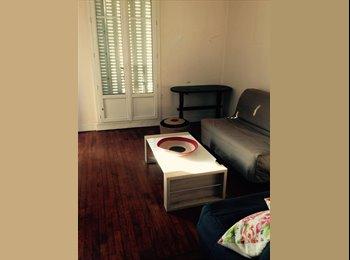 Appartager FR - Appartement 70m², meublé 3 chambres, métro Goncourt, idéal colocation - 11ème Arrondissement, Paris - Ile De France - 2700 € /Mois