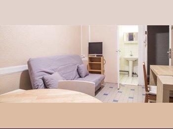 Appartager FR - Studio à louer les environs de La Doua, toutes charges comprises - Villeurbanne, Lyon - 1200 € /Mois
