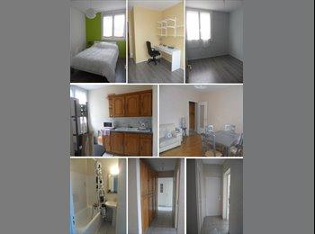 Appartager FR - Colocation pour 1/2/2016 - Besançon - Etudiante - Besançon, Besançon - 210 € /Mois