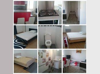 Appartager FR - Appartement meublé plein centre d'agen 3 chambres - Agen, Agen - 310 € /Mois