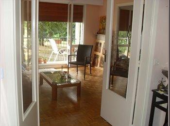 Appartager FR - Chambre meublée- bel environnement- près de l'Université/Disponible le 1er/06/16 - Olivet, Orléans - 430 € /Mois