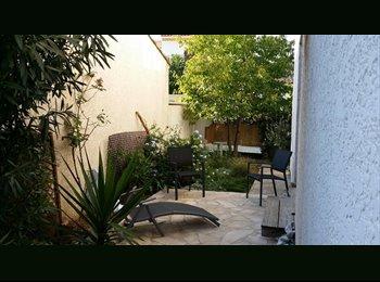 Appartager FR - 2 Chambres salle d'eau privé ou bain- ESMA et mer à 5 minutes, Pérols - 420 € /Mois