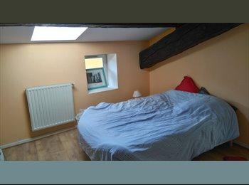 Appartager FR - loue chambre très confort et calme, Romans-sur-Isère - 300 € /Mois