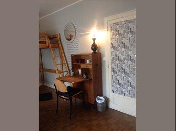 Appartager FR - grande pièce de vie  22 m2 plus balcon CENTRE DES CONGRES, Angers - 450 € /Mois
