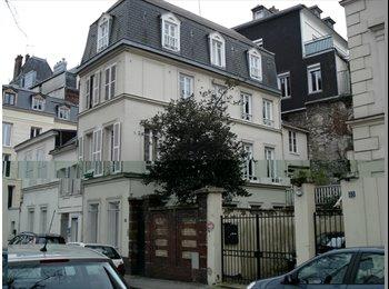 Maison bourgeoise centre ville Rouen