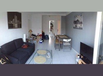 Colocation  dans un appartement lumineux, bien placé