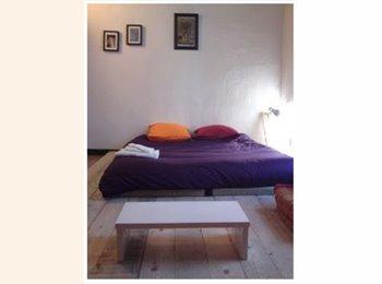 Appartager FR - Grande chambre + SDB centre, Marseille - 420 € /Mois