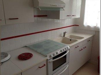 Appartager FR - Angers, Colocation meublée pour 2 personnes, Angers - 305 € /Mois