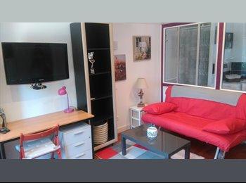 Appartager FR - Chambre spacieuse de 24M², Toulouse - 450 € /Mois
